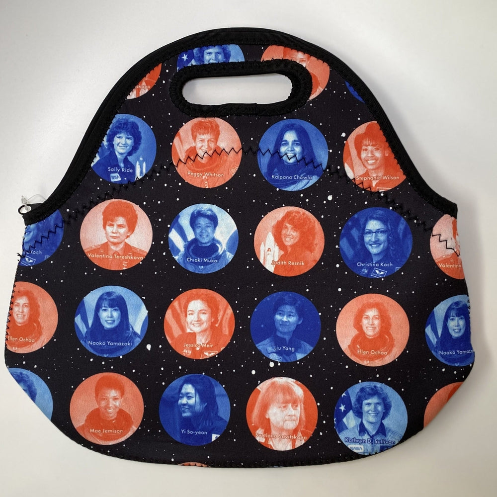 Women in Space Lunch Bag