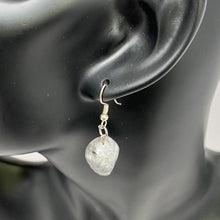 Load image into Gallery viewer, Asteroid Dangle Clay Earrings