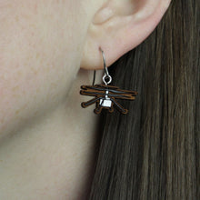 Load image into Gallery viewer, Ingenuity Helicopter Earrings