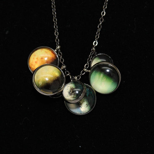 Trappist1 Necklace