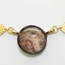 Load image into Gallery viewer, Jupiter Swirls Velvet Choker Necklace