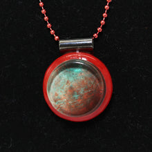 Load image into Gallery viewer, Charon Pluto's Moon 3D-Ready Necklace