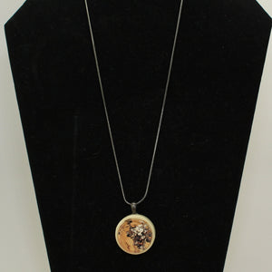 Planetary Pendants Necklace