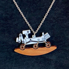 Load image into Gallery viewer, Mars Rover Necklace