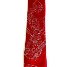 Load image into Gallery viewer, Mars Perseverance & Ingenuity Necktie