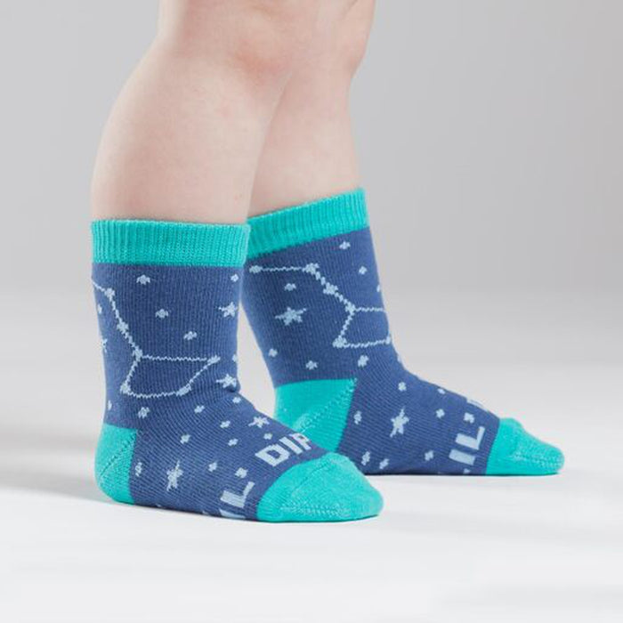 Starry Toddler Socks