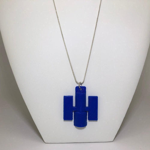 Hubble Plastic 3D Necklace
