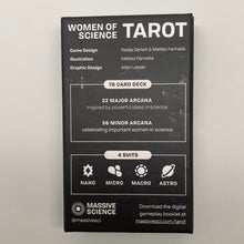 Load image into Gallery viewer, Women of Science Storytelling Card Deck