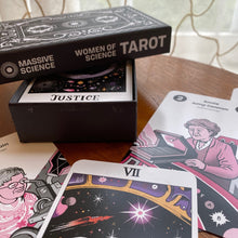Load image into Gallery viewer, Women of Science Tarot Cards