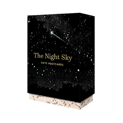 Night Sky Boxed Postcard Set