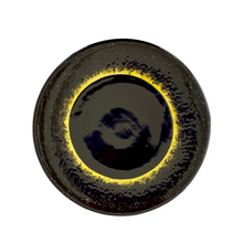 Load image into Gallery viewer, Solar Eclipse Hand-Painted Ceramic Plate