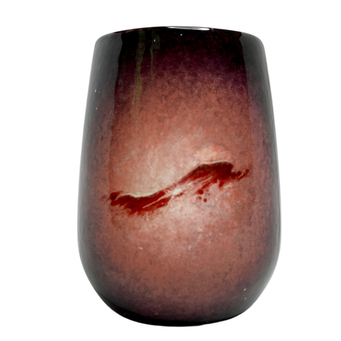 Centaurus A Galaxy Hand-Painted Ceramic Tumbler