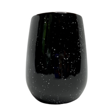 Load image into Gallery viewer, Yellow Star Hand-Painted Ceramic Tumbler