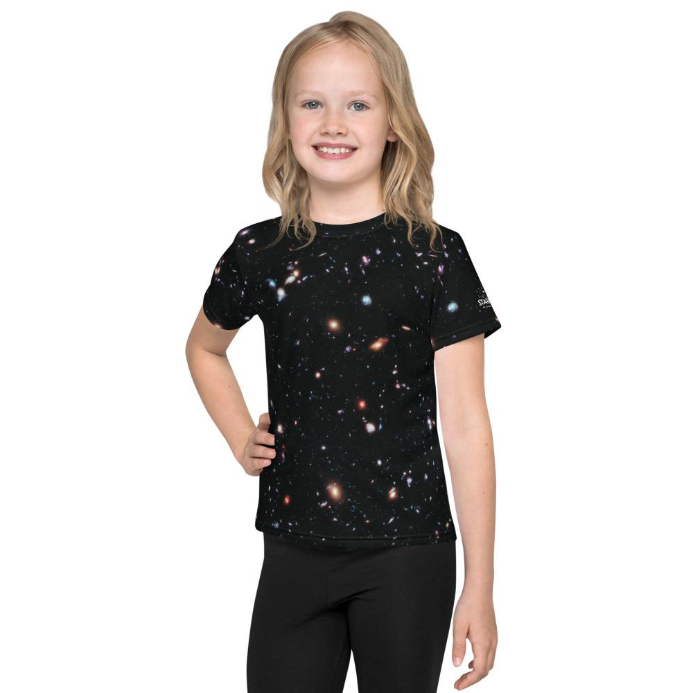Hubble eXtreme Deep Field Kids T-Shirt (Toddler - Teen)