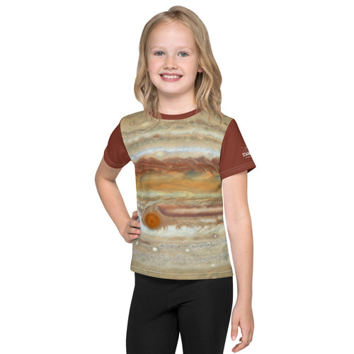 Jupiter by Hubble Kids T-Shirt (Toddler - Teen)