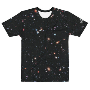 Hubble eXtreme Deep Field Straight Cut T-Shirt