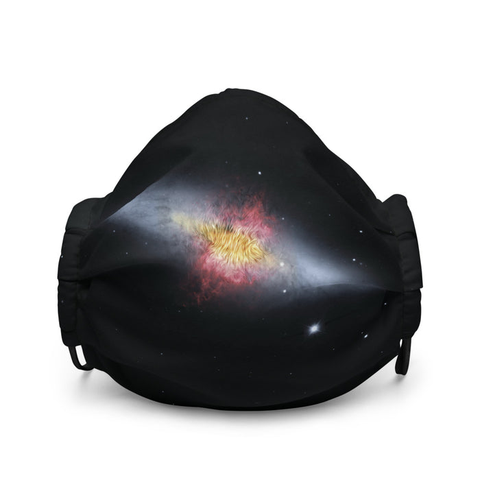 SOFIA Galaxy M82 Pleated Pocket Face Mask