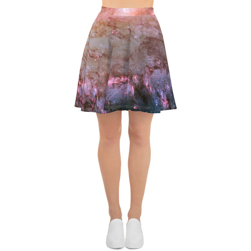 M83 Spiral Galaxy by Hubble Skater Skirt