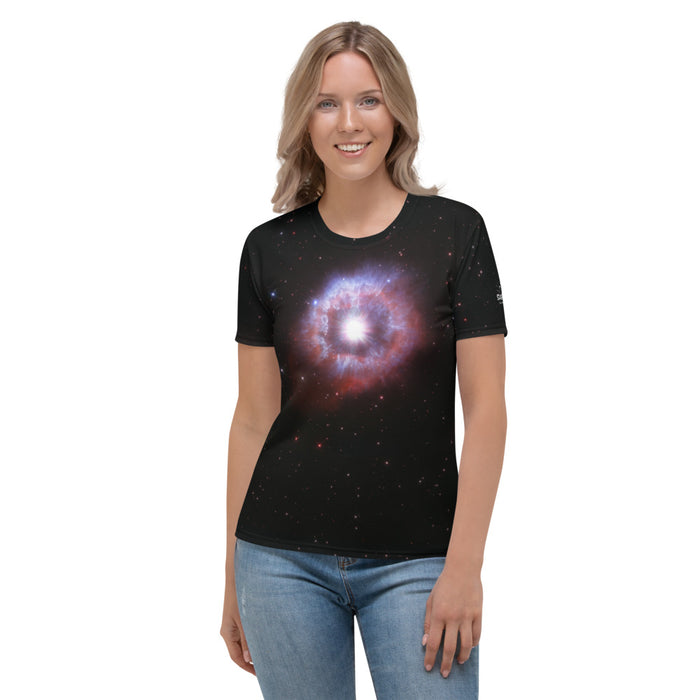 AG Carinae Hubble 31st Launch Anniversary Fitted T-Shirt