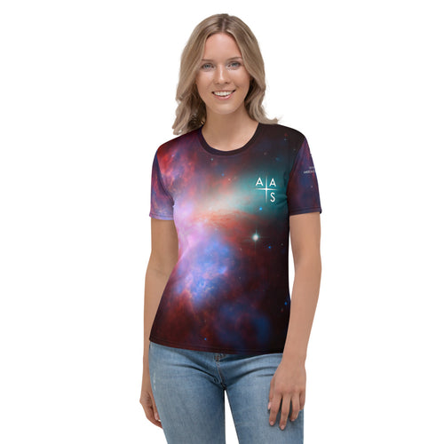 AAS 238 Logo Fitted T-Shirt
