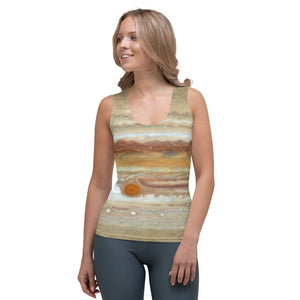 Jupiter by Hubble Fitted Tank Top