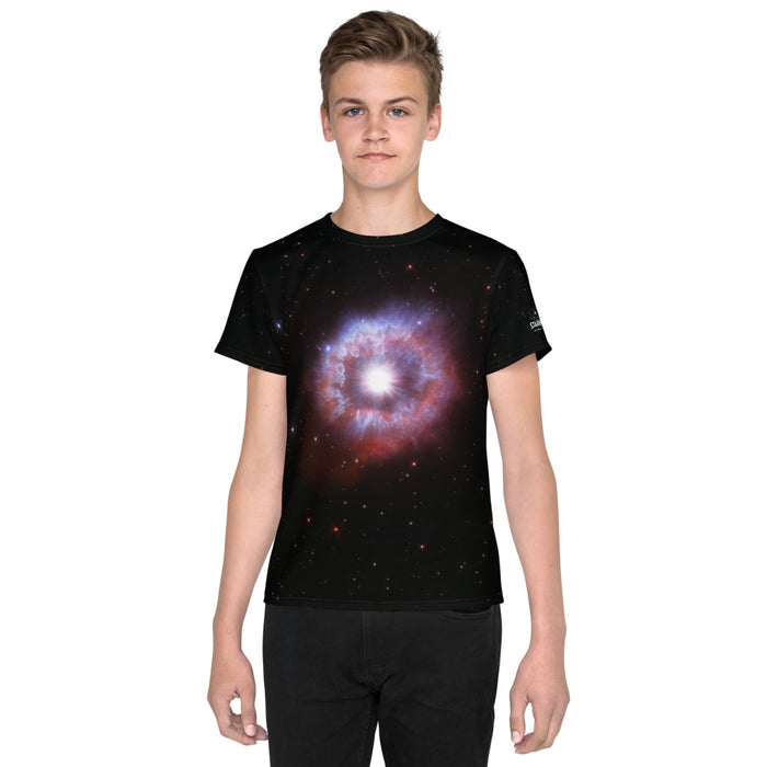 AG Carinae Hubble 31st Launch Anniversary Kids T-Shirt (Toddlers-Teen)