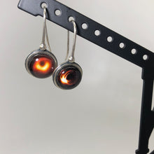 Load image into Gallery viewer, Black Hole Double-Sided Earrings