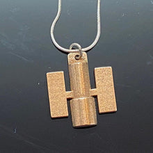 Load image into Gallery viewer, Hubble Space Telescope 3D Printed Metal Necklace