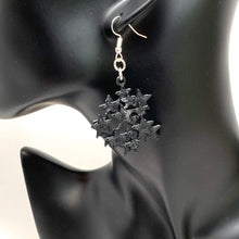 Load image into Gallery viewer, Starfield 3D Printed Plastic Earrings