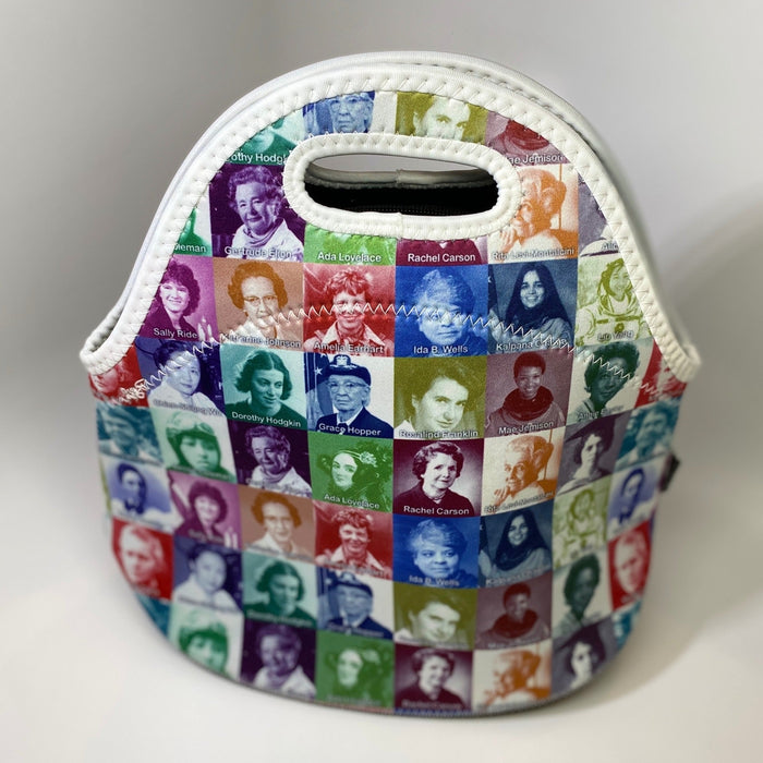 Amazing Women Pioneers Lunch Bag