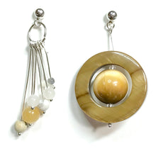 Load image into Gallery viewer, Saturn & Moons Beads Earrings Kit