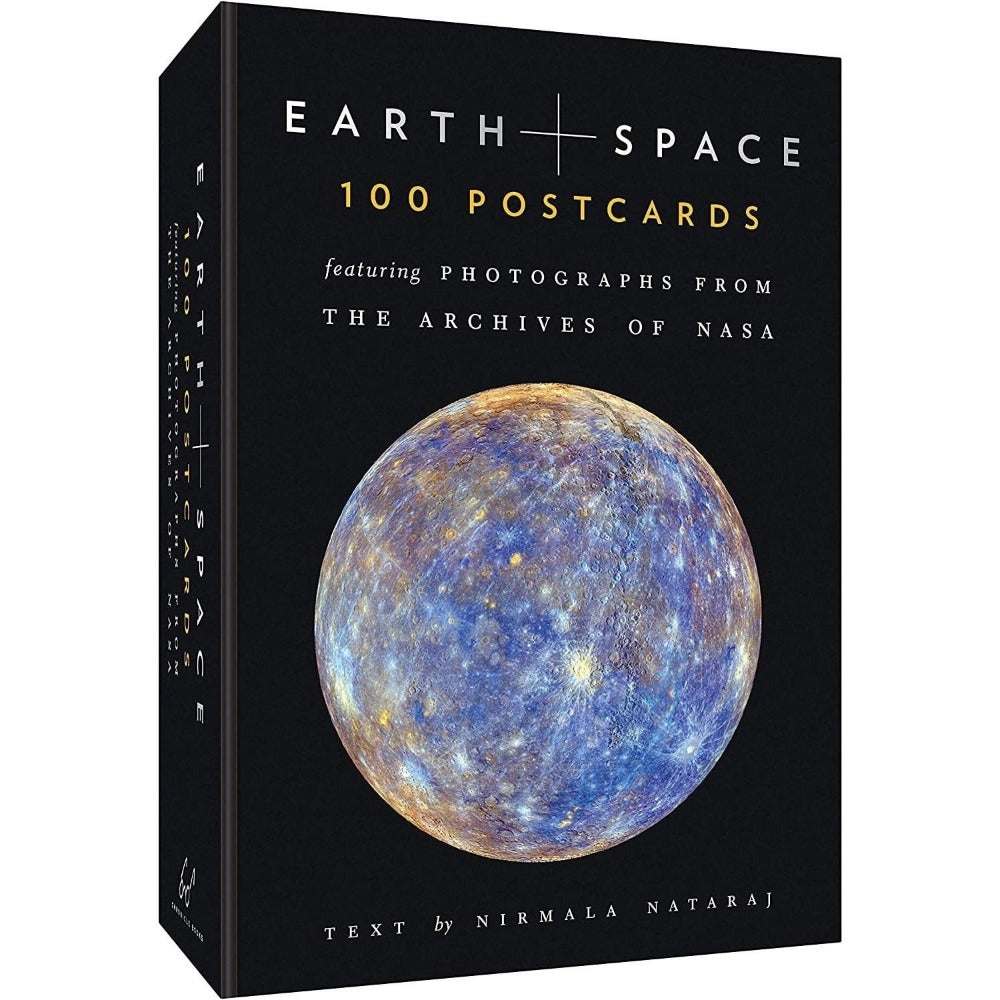 Earth+Space Boxed Postcard Set
