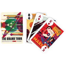 Load image into Gallery viewer, Out of this World JPL Travel Playing Cards