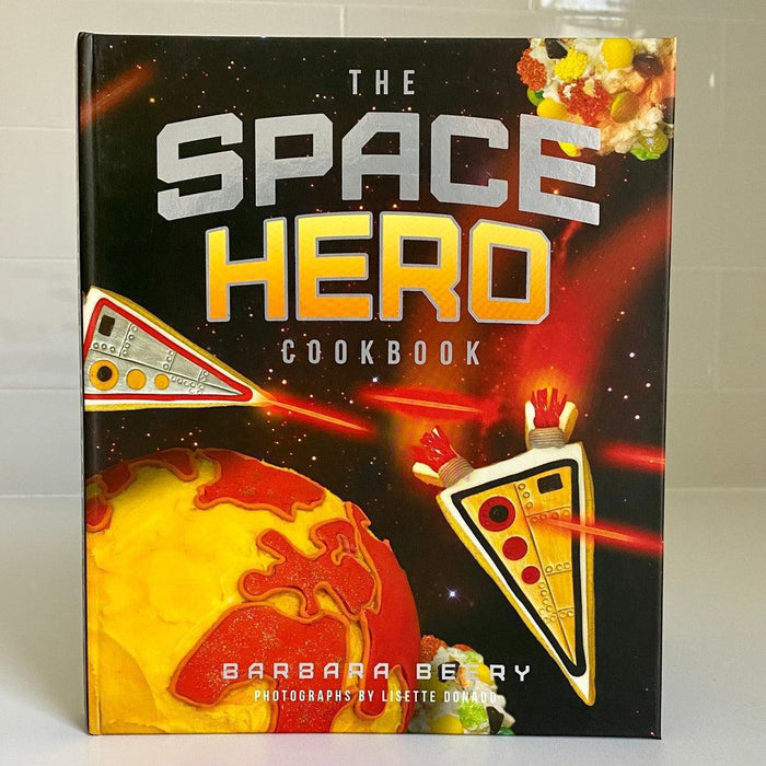 Space Hero Kids Cookbook