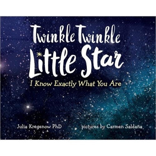 Twinkle, Twinkle Little Star Kids Book