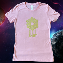 Load image into Gallery viewer, James Webb Space Telescope Mirror Pink T-Shirt