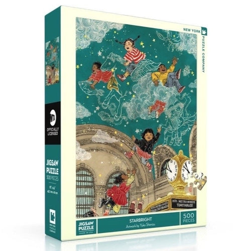 Grand Central Terminal Ceiling Constellations 500-piece Puzzle