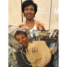 Load image into Gallery viewer, Mae Jemison Astronaut Scarf