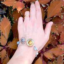 Load image into Gallery viewer, Solar System Planets & Rings Beads Bracelet Kit