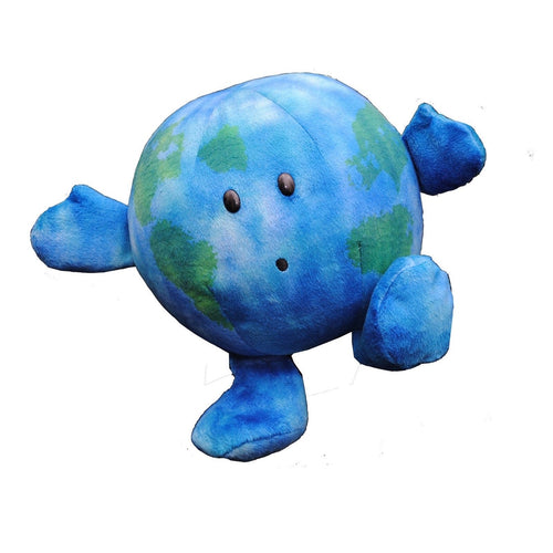 Earth Zero-G Indicator Plush Toy