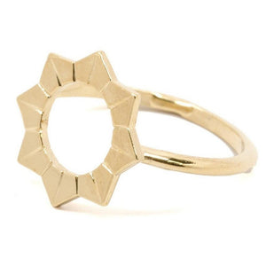 Solar Eclipse Ring