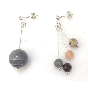 Jupiter & Galilean Moons Earrings Kit