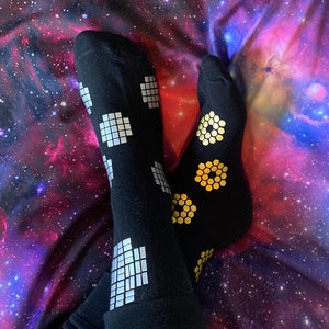 James Webb Space Telescope Mirror Socks