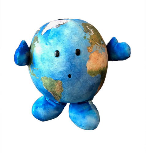 Earth Precious Planet Plush Toy