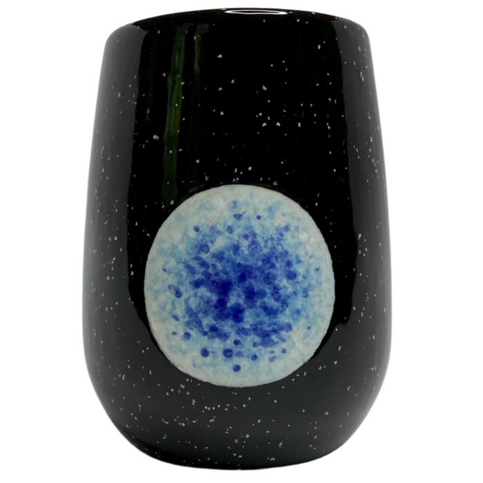 White Dwarf Hand-Painted Ceramic Tumbler