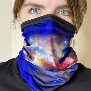 Antennae Galaxies All-Over Print Gaiter