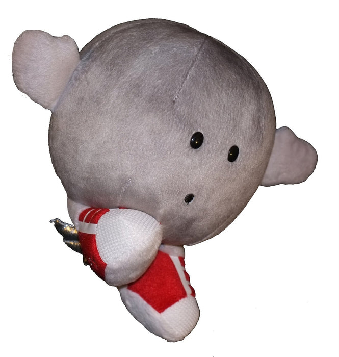 Mercury Plush Toy