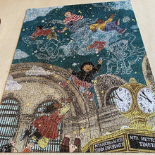 Load image into Gallery viewer, Grand Central Terminal Ceiling Constellations 500-piece Puzzle