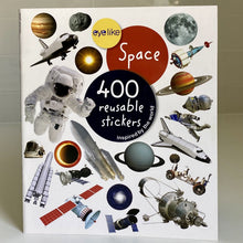 Load image into Gallery viewer, Eye Like Space Reusable Sticker Book