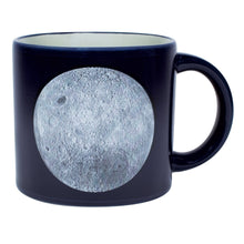 Load image into Gallery viewer, Moon Apollo Missions Heat-Changing Mug